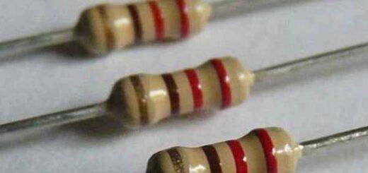 Что такое резистор: виды резисторов (сопротивление)