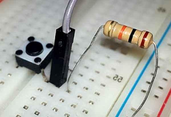 Что делать, если под рукой нет резистора с нужным сопротивлением
