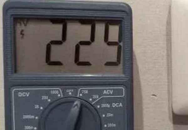 Проверка заземления мультиметром