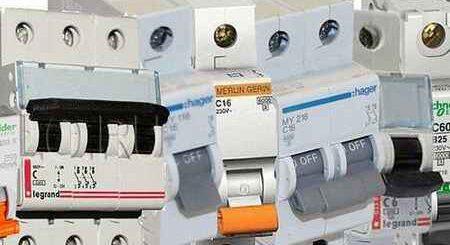 Расчет мощности автоматических выключателей
