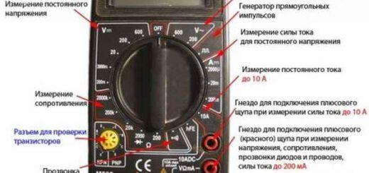Как пользоваться мультиметром - скрытая функция