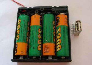 Как зарядить пальчиковые батарейки в домашних условиях