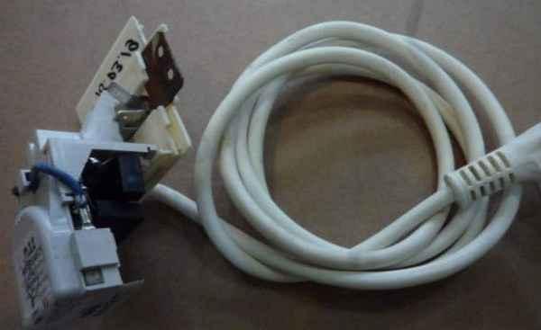 Вторичное использование сетевого фильтра от стиральной машины