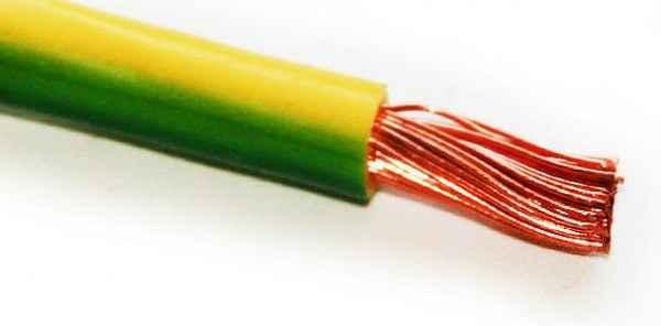 Применение гибкого и жесткого кабеля в электроустановках
