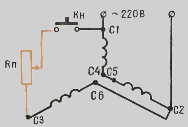 Какие конденсаторы применяются для подключения электродвигателя