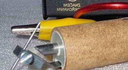 Выжигатель по металлу своими руками - электроискровой карандаш