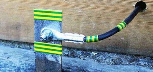 Каким проводом подключать заземление - расчет и сечение кабеля