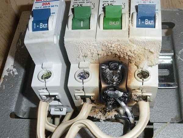 Какой нужно ставить автомат на счетчик